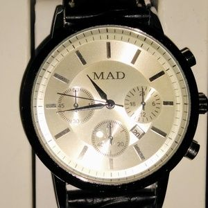 """Other - """"Mad"""" Men's Watch"""